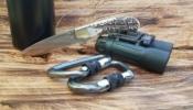 NN-Knives Explorer Vadász zsebkés agancs