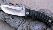 Black FOX Hunter Folder vadász - Outdoor zsebkés
