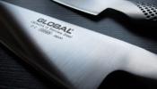 Global Nakiri szakácskés 18 cm-es