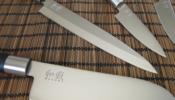 KAI Wasabi Black szeletelőkés 23 cm-es