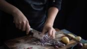 KAI Shun Classic konyhakés 15 cm-es balkezes damaszk
