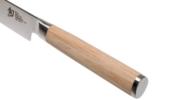KAI Shun Classic White kenyérvágó kés 23 cm-es damaszk