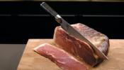 KAI Shun Classic szeletelő szakácskés 18 cm-es damaszk