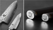 KAI Shun Premier TiM Mälzer kenyérvágó kés 23 cm-es damaszk