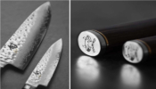 KAI Shun Premier TiM Mälzer Santoku kés 14 cm-es damaszk