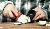 KAI Shun Premier TiM Mälzer gyerek szakácskés szett damaszk