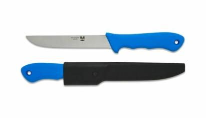 NN-Knives Horgászkés 15 cm-es kék