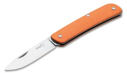 Böker Plus Tech Tool GITD Orange 1 zsebkés