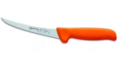 Dick MasterGrip Csontozókés ívelt flexi 15 cm-es narancs