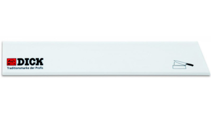 Dick pengevédő keskeny 16 cm-es fehér