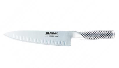 Global Granton szakácskés 20 cm-es