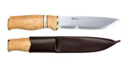Helle Sylvsteinen 44 outdoor kés