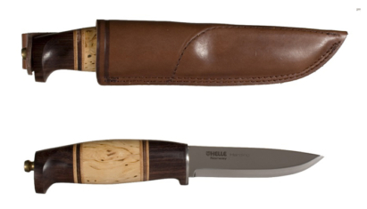 Helle Harding 99 outdoor kés