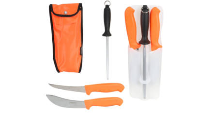 Morakniv Hunting Set Orange szett