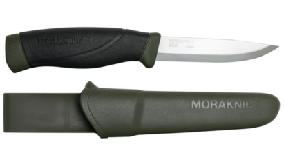 Morakniv Companion HeavyDuty MG (C) Olive Green szénacél