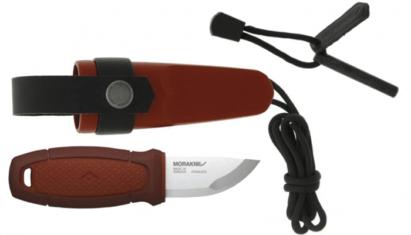 Morakniv Eldris Neck knife Red