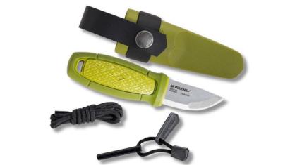 Morakniv Eldris Neck knife Green