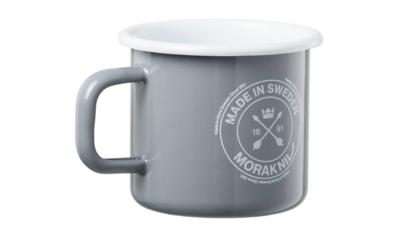 Morakniv Enamel Mug Grey kiegészítő bögre