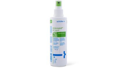 Schülke Mikrozid AF Liquid felületfertőtlenítő 250 ml