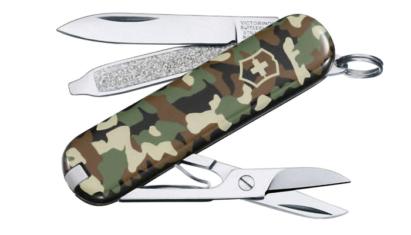 Victorinox Classic Zsebkés Camouflage