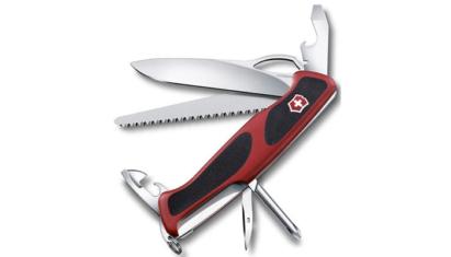 Victorinox Rangergrip 78 zsebkés piros