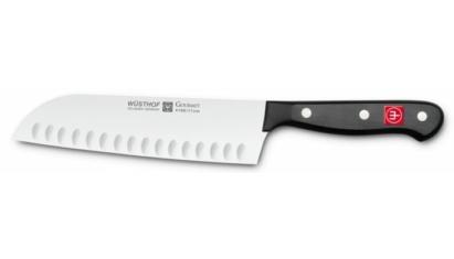 Wüsthof Gourmet Santoku szakácskés17 cm-es
