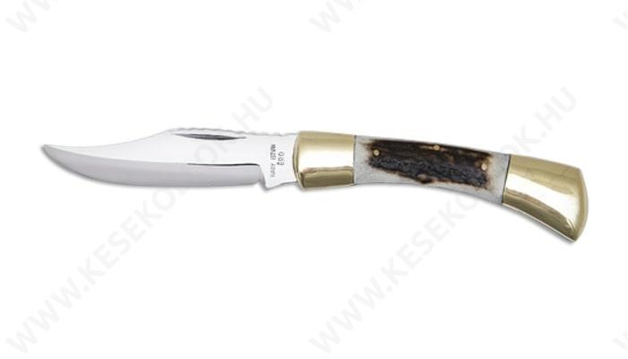 NN-Knives Zsebkés Puma agancs nyéllel