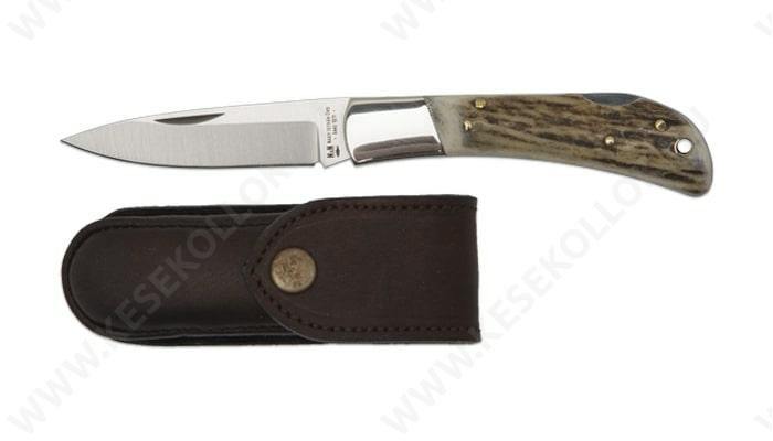 NN-Knives Huntsman vadász zsebkés agancs