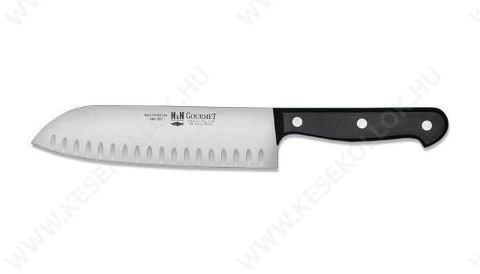 NN-Knives Gourmet Santoku kés L.Ü.18 cm-es