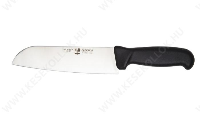 NN-Knives Superior Santoku szakácskés 18 cm-es