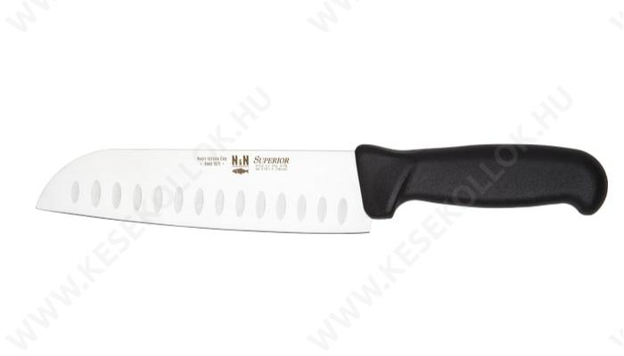 NN-Knives Superior Santoku szakácskés L.Ü.18 cm-es