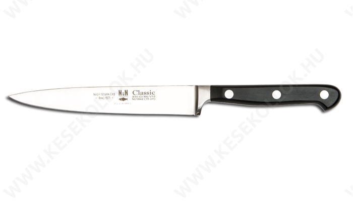 NN-Knives Classic Filézőkés flexibilis 15 cm-es