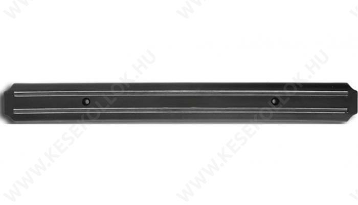 NN-Knives Késtartó mágnes 55 cm-es fekete ABS
