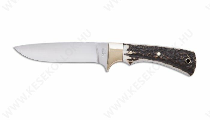 NN-Knives Nyúzó vadászkés 12 cm-es agancs