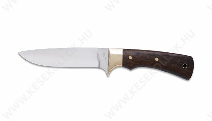 NN-Knives Nyúzó vadászkés 12 cm-es gombeirafa