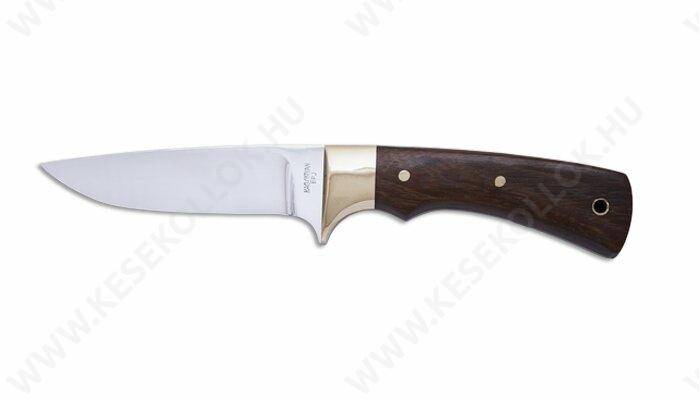 NN-Knives Nyúzó vadászkés 10,5 cm-es gombeirafa