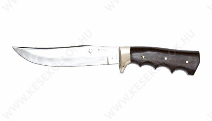 NN-Knives Ívelt vadászkés 16 cm-es fa