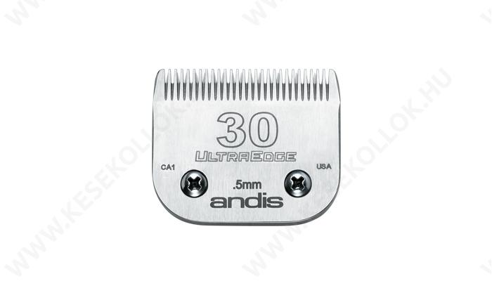 Andis Nyírógépfej 0,5mm-es (#30)