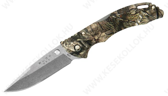 Buck 285 Bantam BLW Mossy Oak Break-up Country Camo zsebkés