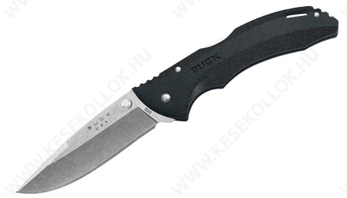 Buck 286 Bantam BHW zsebkés Fekete