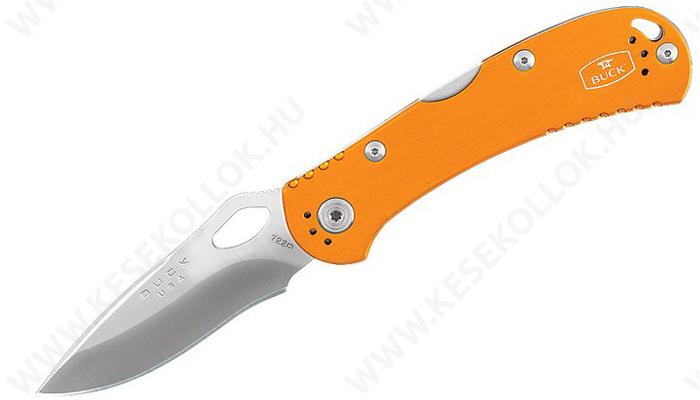 Buck SpitFire Orange zsebkés