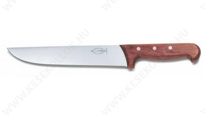 Dick Szeletelő kés fanyelű 21 cm-es