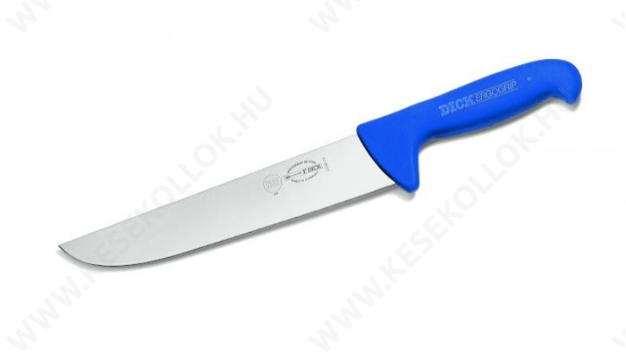 Dick ErgoGrip Szeletelőkés 21 cm-es kék