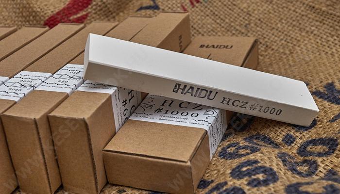 HAIDU HCZ 1000 JIS - FEPA 600 japán stílusú Fenőkő