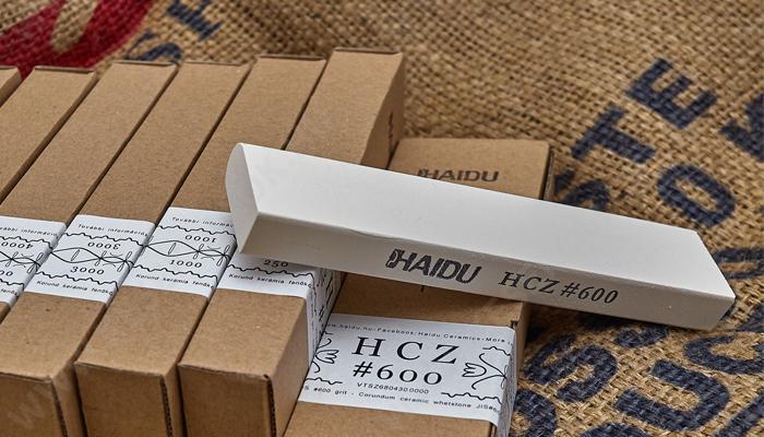 HAIDU HCZ 600 JIS - FEPA 400 japán stílusú Fenőkő