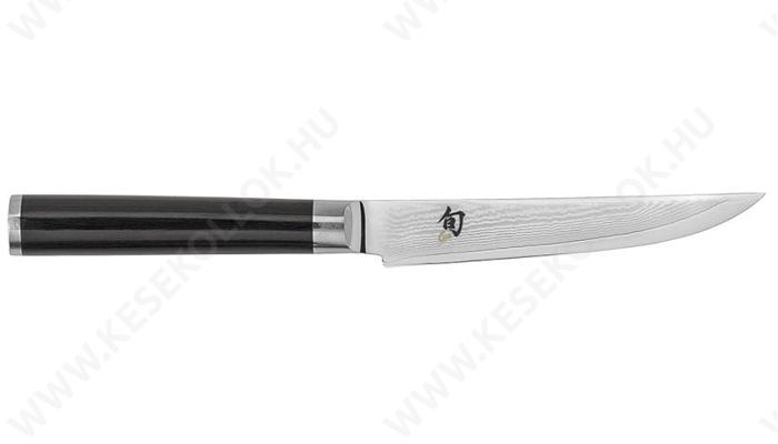 KAI Shun Classic Steak kés 12 cm-es damaszk