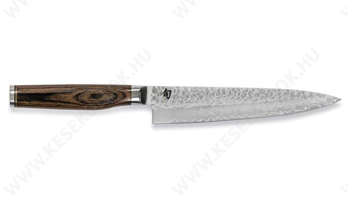 KAI Shun Premier TiM Mälzer konyhakés 16,5 cm-es damaszk