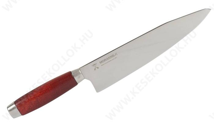 Morakniv Classic 1891 Red szakácskés 22 cm-es