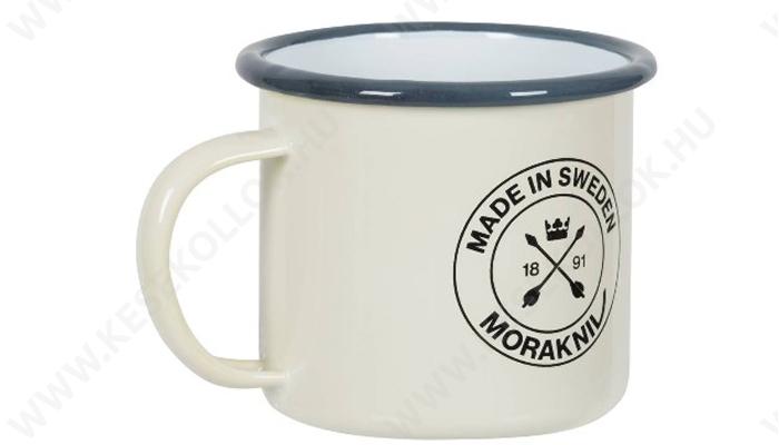 Morakniv Enamel Mug White kiegészítő bögre