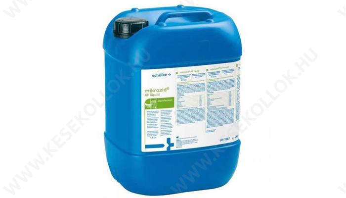 Schülke Mikrozid AF Liquid felületfertőtlenítő 10 L